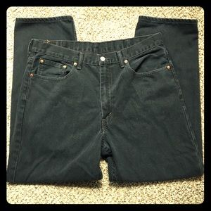 Levi's Jeans - Levi 550 relaxed fit 38x30